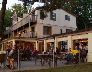 Restaurant at Beaver Island Lodge