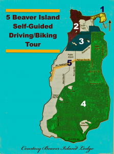 5 trails and tours on Beaver Island