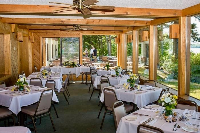 Beaver Island Lodge-unique wedding venue